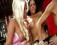 Only Fools And Arses - Lexi Ward, Cindy Behr, and Chloe Dee