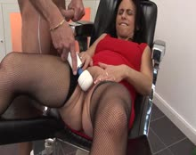 Yummie Mummies Vol 2 - Squirting MILF Threesome